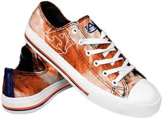 Women's Auburn Tigers Tie-Dye Canvas Shoe