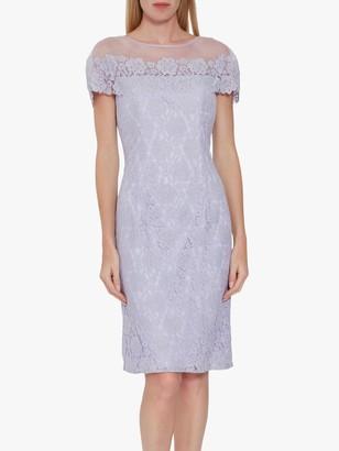 Gina Bacconi Kathaleen Lace Dress