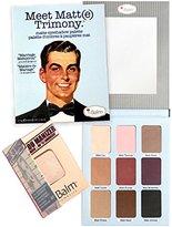 TheBalm 'Meet Matt(e)' Nude Eyeshadow Trimony Palette w/ Mini Mary Lou Manizer