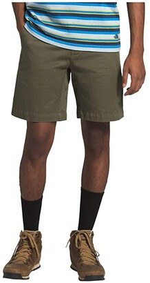 The North Face Motion Shorts (Burnt Olive Green) Men's Shorts