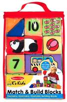 Melissa & Doug 'Match & Build' Blocks