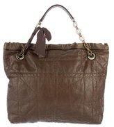 Lanvin Leather Amalia Cabas Tote