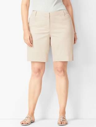 Talbots Perfect Shorts - Curvy Fit
