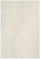 Joseph Abboud Mulholland Ivory Area Rug by Nourison (2'3 x 8')