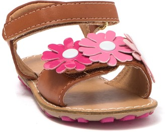 Harper Canyon Lil Felicity Flower Sandal (Toddler)