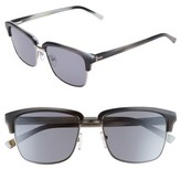Ted Baker Men's 56Mm Polarized Sunglasses - Gunmetal
