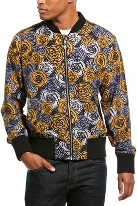 Versus By Versace Versus Versace Printed Jacket
