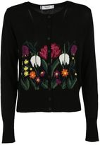 Blugirl Embroidered Cardigan
