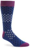 Ted Baker Helium Organic Cotton Blend Socks