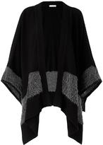 Diane von Furstenberg Teddy Wool Blanket Wrap