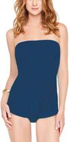 Gottex Textured Bandeau Swim Dress