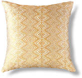 Bole Road Textiles Qertz 18x18 Pillow - Gold