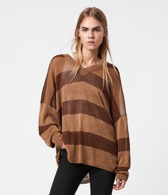AllSaints Lou Shine Sweater