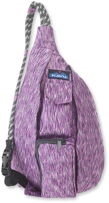 Kavu Women's Backpacks Purple - Purple Dust Mini Ropercise Sling Backpack