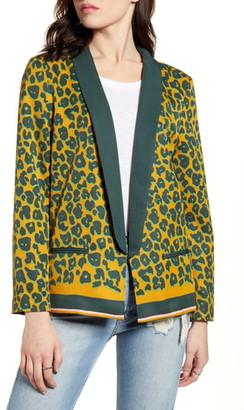 Scotch & Soda Printed Pajama Blazer