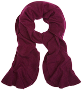Brooks Brothers Cashmere Ruffled Wrap