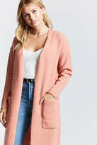LOVE21 LOVE 21 Contemporary Longline Cardigan