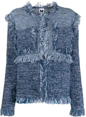 M Missoni frayed edge cardigan