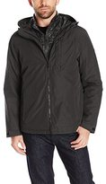 Tommy Hilfiger Men's Mountain Cloth 3-In-1 Systems Jacket