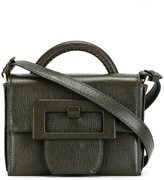 Maison Margiela small buckle detail satchel bag