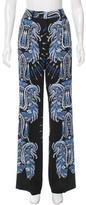 Class Roberto Cavalli Casual Printed Pants w/ Tags
