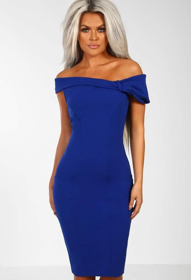 1af52c94a5e Cobalt Bodycon Dress - ShopStyle UK