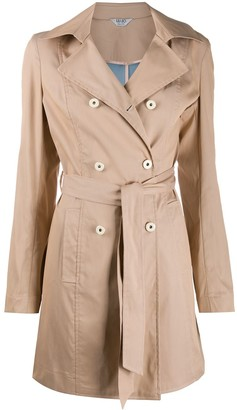 Liu Jo Belted Trench Coat