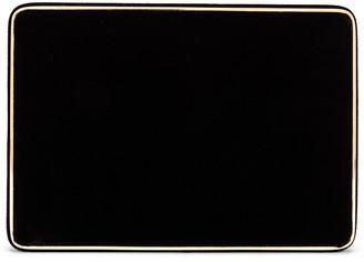Hunting Season Square Compact Clutch in Black | FWRD