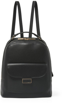 Forever New Bethany PU Filled Lock Backpack