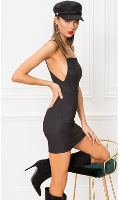 by the way. Izabella Square Neck Dress