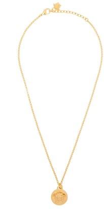 Versace Medusa pendant necklace
