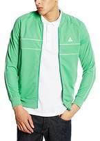 Le Coq Sportif Men's Malachite Tracktop Long Sleeve Sweatshirt