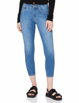 Wrangler Women's Crop Skinny Jeans