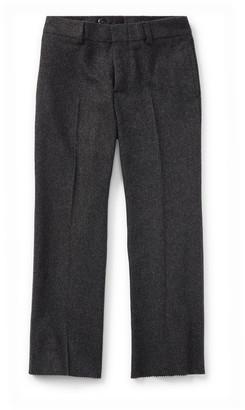 Ralph Lauren Wool Flannel Trouser