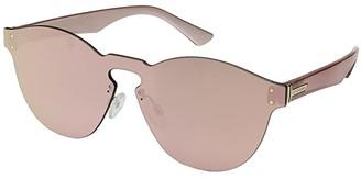 Von Zipper VonZipper Alt-Ditty (Rose Gold/Rose Gold Chrome) Athletic Performance Sport Sunglasses