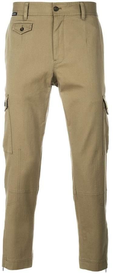 Dolce & Gabbana slim cargo trousers