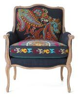 Antwerp Chair, Spectrum Swirl