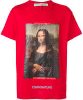 Off-White Mona Lisa print T-shirt