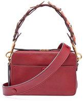 Anya Hindmarch The Stack Shoulder Circulus Bag, Red