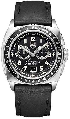 Luminox Men's 9441 P-38 Lightning 9420 Series Analog Display Analog Quartz Watch