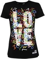 Love Moschino Print T-shirt