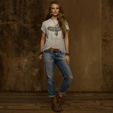 Denim & Supply Ralph Lauren Arrow Bird Boyfriend Tee