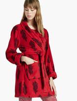 Lucky Brand Shawl Collar Robe