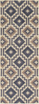Asstd National Brand Spiro Runner Rug