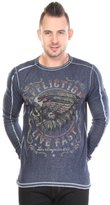 Affliction Thermal Shirts M Men