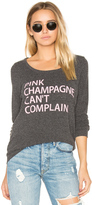 Chaser Pink Champagne Pullover