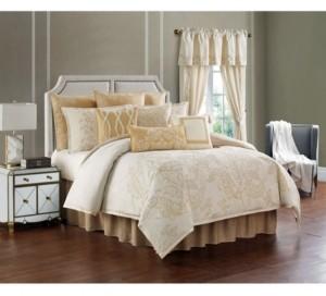 Rose Tree Farrah 4 Piece Comforter Set, Queen Bedding