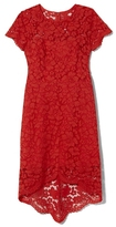 Vince Camuto Lace Hi-lo Dress