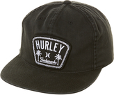 Hurley Boys Roped In Cap Black