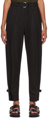 3.1 Phillip Lim Black Track Trousers